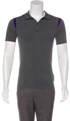 Gucci Short Sleeve Polo Shirt