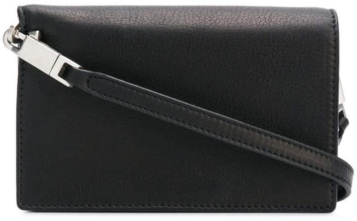 Rick Owens stitch detail wallet