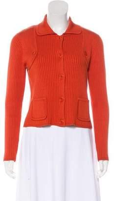 W by Worth Long Sleeve Knit Cardigan