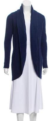The Cashmere Project Cashmere Draped Cardigan