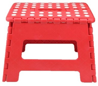 Imperial Home Heavy Duty Folding Step Stool with Gripping Surface Imperial Home