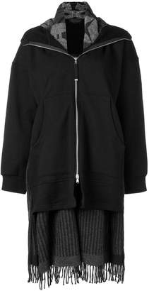 Diesel Black Gold Feblanket hooded jacket