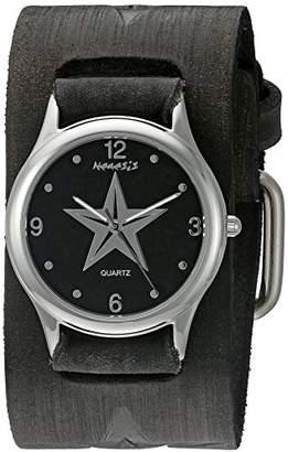Nemesis Women's 355FSTK Vintage Star Series Analog Display Japanese Quartz Watch