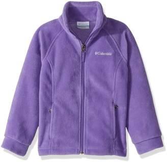 Columbia Little Girls' Benton Springs Fleece Jacket