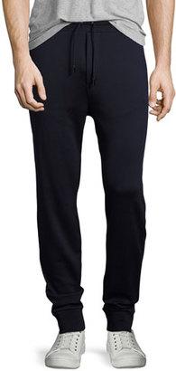 Ralph Lauren Jogger Track Pants, Blue $495 thestylecure.com