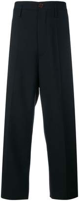 Marni cropped chino trousers