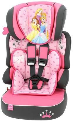 Disney Princess Beline SP Group 123 Car High Back Booster Seat