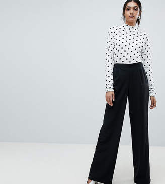 Vero Moda Tall High Waist Wide Leg Pant