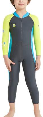 Yiding Boys Girls Wetsuit UV Protection For Diving Swimming