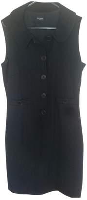 Hobbs Black Wool Dress for Women