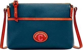 Dooney & Bourke MLB Indians Ginger Pouchette