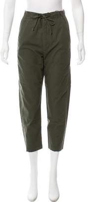 Vince Cropped High-Rise Pants w/ Tags