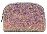 Skinnydip Purple Crescent Makeup Bag