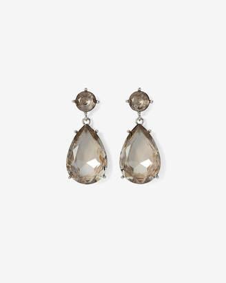 Express Stone Teardrop Earrings