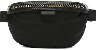 Stella McCartney Falabella Go Nylon Belt Bag in Black | FWRD