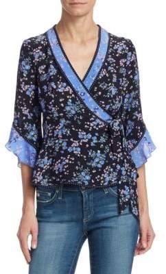 Nanette Lepore Ophelia Silk Blouse