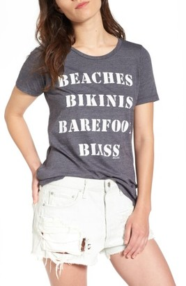 Women's O'Neill Bliss Tee $28 thestylecure.com