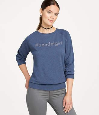Henri Bendel Limited Edition #Bendelgirl Sweatshirt