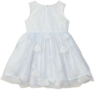 05157818302 Popatu Toddler Girls) Cloud Tulle Dress