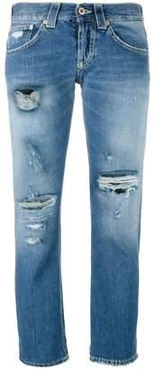 Dondup 'Segolene' distressed jeans
