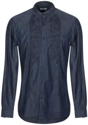 LOST IN ALBION Denim shirts - Item 42730380WK