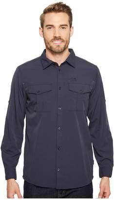Jack Wolfskin Atacama Roll-Up Shirt Men's Clothing