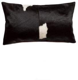 Torino Dyed Cow Hair 12x20 Pillow