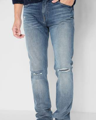 7 For All Mankind Paxtyn Skinny with Clean Pocket in Westender