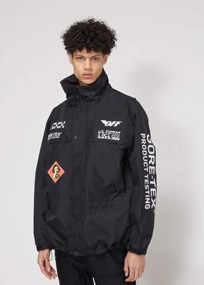 Off-White Goretex 3/4 Zipped Jacket