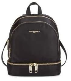 Classic Zippered Backpack