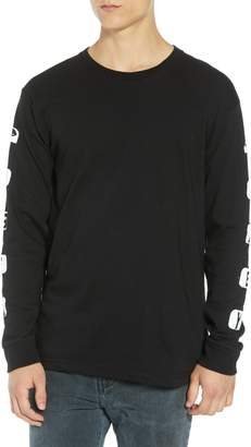 Obey Scene Missing Long Sleeve T-Shirt