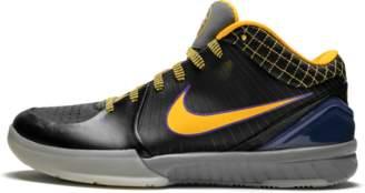 Nike Zoom Kobe 4 'Carpe Diem' - Black/Dl Sol