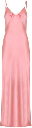 Ghost Isa Slip Dress Cameo Pink