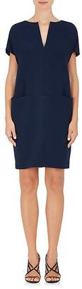 Lisa Perry Women's Chic Wool Shift Dress