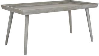 One Kings Lane Carter Coffee Table - Slate Gray