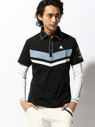 (M)Vラインポロシャツ&Vネックインナーシャツ ルコックゴルフ スポーツ/水着