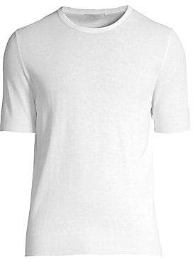 Boglioli Men's Cotton Knit T-Shirt