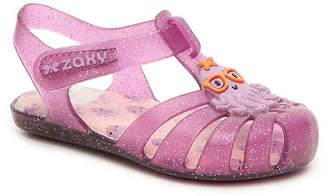 Zaxy Under the Sea Toddler Jelly Sandal - Girl's