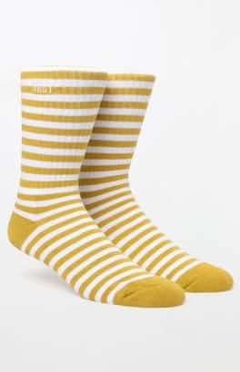Obey Dale Stripe Crew Socks