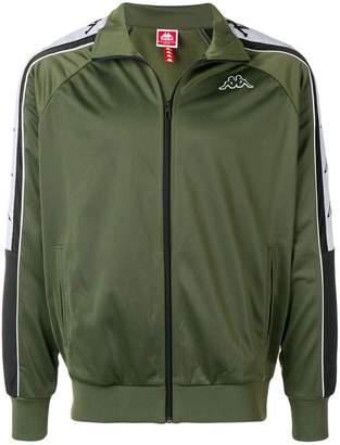 Kappa side panel jacket