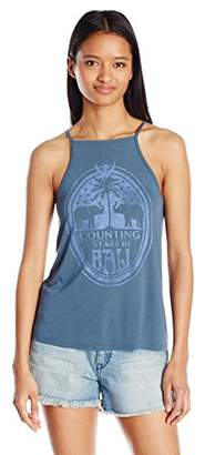 O'Neill Junior's Counting Stars Screen Print Tank