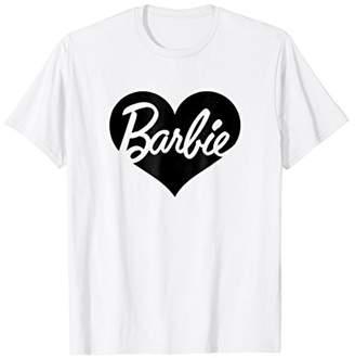 Mattel Barbie Heart T-Shirt