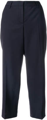 Tonello straight-leg cropped trousers