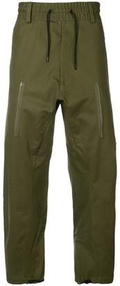 Nike overssized cargo trousers