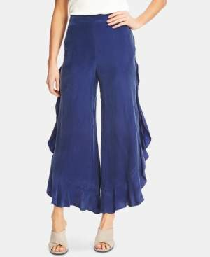 1 STATE 1.State 1.state Ruffled Wide-Leg Pants