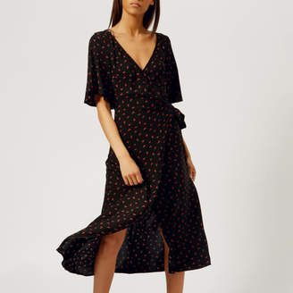 Bec & Bridge Women's Mon Bebe Wrap Dress