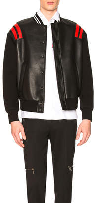 Neil Barrett Varsity Jacket