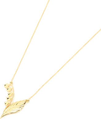 Arenot (アーノット) - アーノット ボタニカル ネックレス リリーベル(BOTANICAL NECKLACE lily bell)