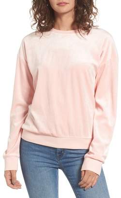 Women's Juicy Couture Velour Pullover