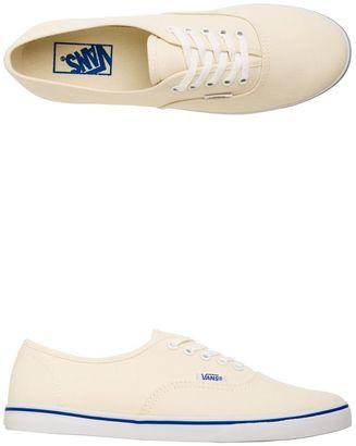 Vans Authentic Lo Pro Shoe $44.95 thestylecure.com